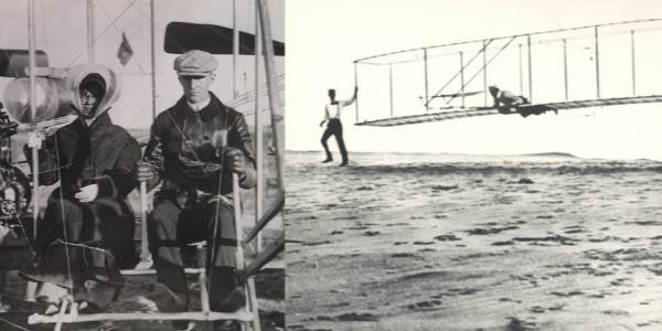 Tuesday Explorers: Wright Brothers – First Flight Part I